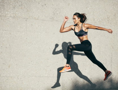 aerobic and fitness